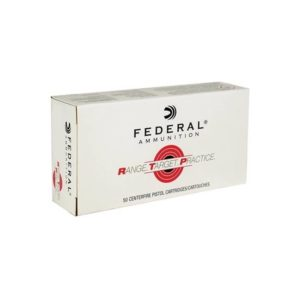 Federal .45 ACP 50 RDS 230 Grain Full Metal Jacket Ammunition