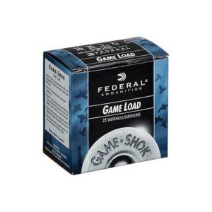 Federal Premium Game Shok Game Load 12 Gauge