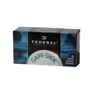 Federal Game-Shok .22 LR, Box .22 LR