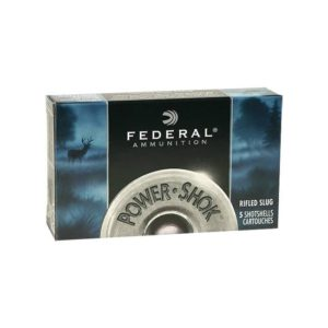 Federal Power-Shok 20 Gauge Box