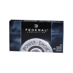 Federal Power-Shok 308 Winchester/7.62 NATO Box .308 Winchester
