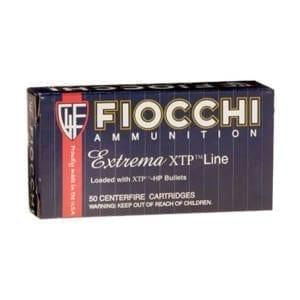 Fiocchi Extrema XTP .32 ACP 60 Grain XTP Hollow Point (Single Box) .32 ACP