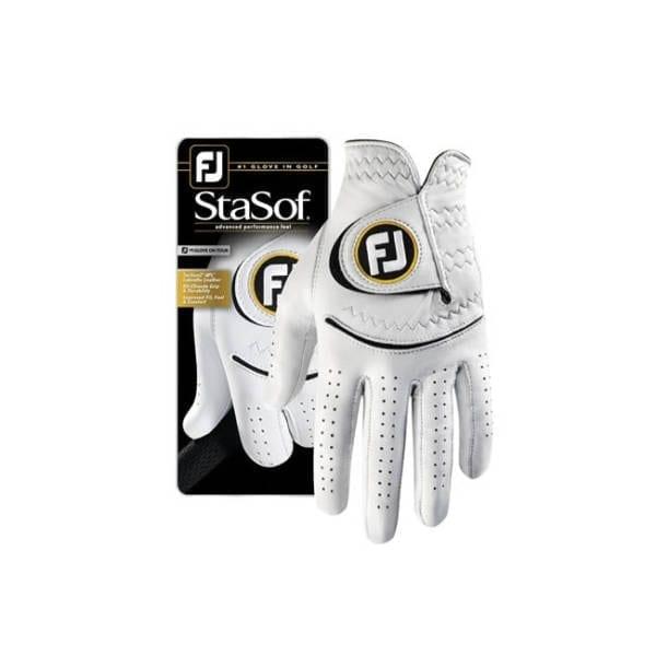 Footjoy Mens Stasof Golf Glove R/S Gloves