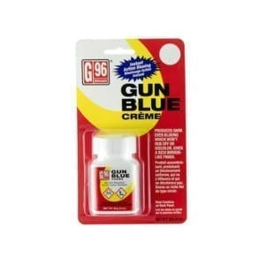 G96 Gun Blue Creme 3 oz Gun Cleaning & Supplies