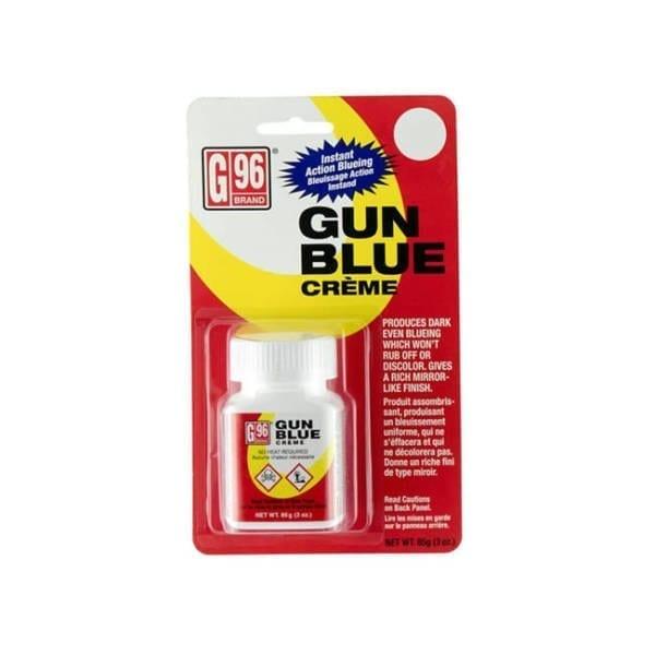 G96 BLUE CREME 3OZ Gun Cleaning & Supplies