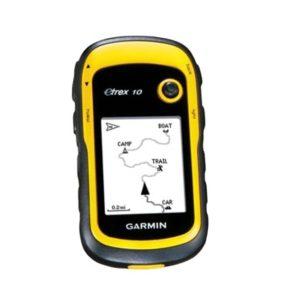 Garmin eTrex 10 Handheld GPS Navigator Camping Gear
