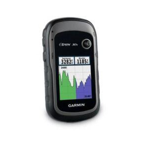 Garmin eTrex 30x Handheld GPS Camping Gear