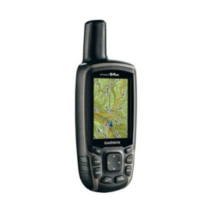 Garmin GPSMAP 64st Worldwide GPS Receiver Camping Gear