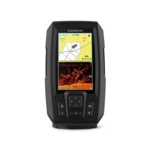 Garmin STRIKER Plus GPS Fish Finder with Transducer