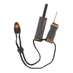 Gerber Bear Grylls Survival Series Fire Starter Camping Gear