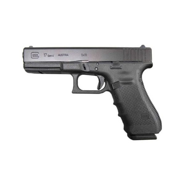 Glock G17 Gen 4 MOS Double 9mm