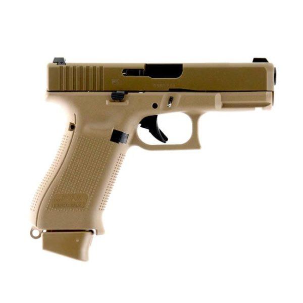 Glock G19X 9MM FDE Firearms