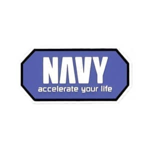 G.P.S. US Navy Rubber Medallion Accessories