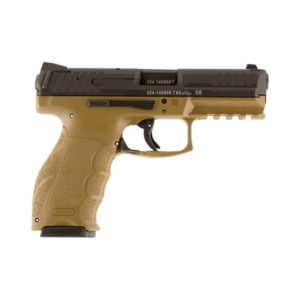 Heckler & Koch VP9 9MM 4.09″ 15+1 FDE Handgun Firearms