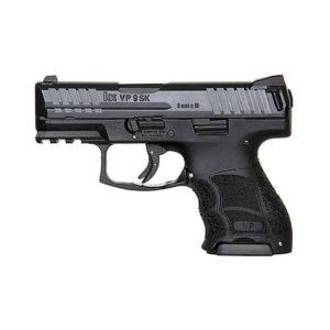 Heckler & Koch VP9SK 9MM 3.4″ 10RD Firearms