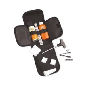 Hoppes Gun Care Field Kit with Cleaning Mat Gun Cleaning & Supplies
