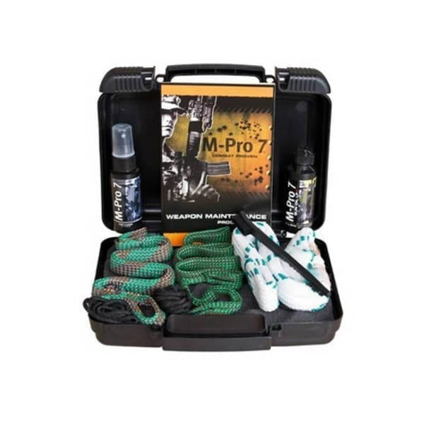 Hoppe's M-Pro 7 Tactical 3 Gun Cleaning Kit Gun Cleaning & Supplies