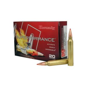 Hornady GMX .300 Winchester Mag, Box .300 Winchester Magnum