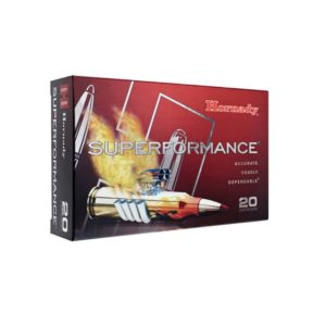 Hornady Superformance 6.5 Creedmoor, Box 6.5 Creedmoor