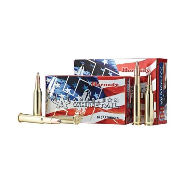 Hornady American Whitetail .300 Winchester Magnum Rounds .300 Winchester Magnum