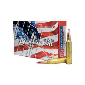 Hornady American Whitetail 7MM Remington Mag, box 7mm Remington Magnum