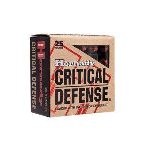 Hornady Critical Defense .380 ACP, Box .380 ACP