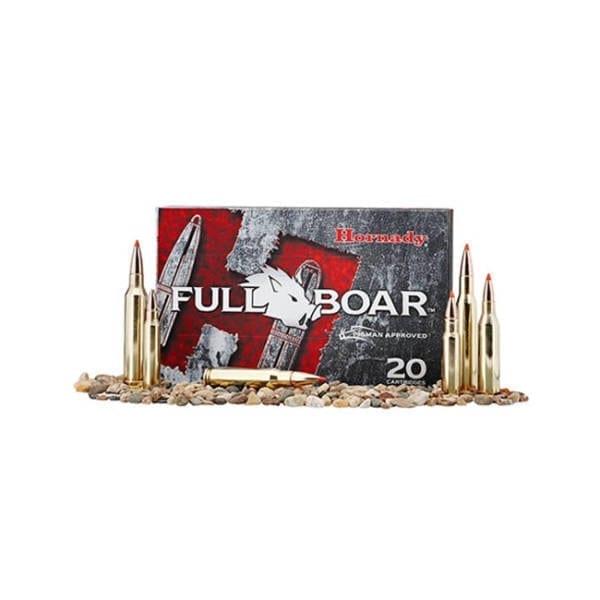 Hornady Full Boar .300 Winchester Magnum 165 GR GMX, Box .300 Winchester Magnum