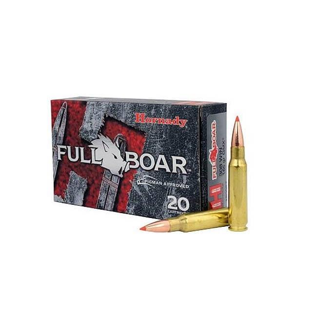 Hornady Full Boar GMX  308 Winchester, Box