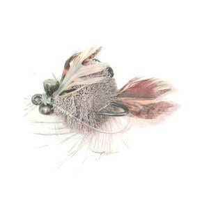 Jackson Salt Water Sand Crab Fly