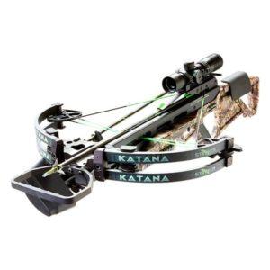 Stryker Katana 385 Camo Crossbow Archery