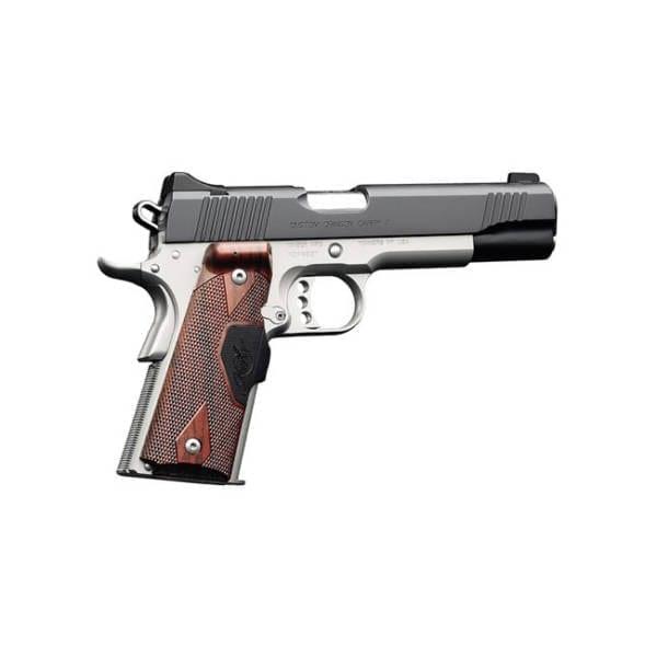 Kimber Custom Crimson Carry II .45 ACP Handgun with Lasergrip Firearms