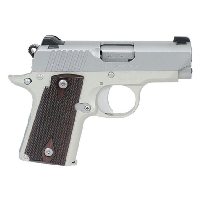 "Kimber 1911 Micro Pistols: Kimber Micro .380 ACP Rosewood 2.75"" Handgun"