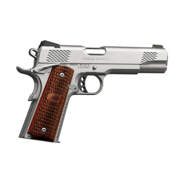 Kimber 1911 Stainless Raptor II 9MM Firearms