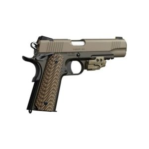 Kimber 1911 Warrior .45 ACP Handgun Firearms