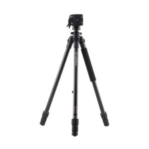 Leupold Pro Gear Compact Tripod Kit Aluminum Black Accessories