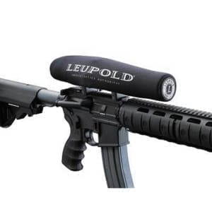 Leupold Scopesmith Scope Cover XXL Slip On, Black Accessories