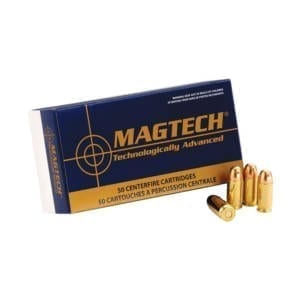 MagTech Sport Shooting .38 Special 158 Grain Rounds .38 Special