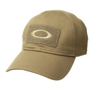 Oakley SI Hat Hook and Loop Patch Embroidery Logo Clothing