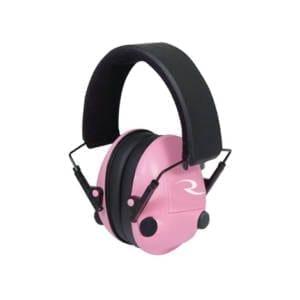 Radians Pro-Amp Earmuffs Pink Eye & Ear Protection