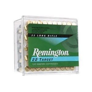 Remington 40Gr 22LR Rounds