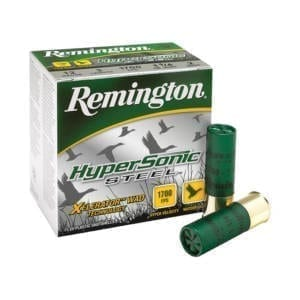 Remington Hypersonic Steel 12 Gauge BB Shot Shotgun Rounds 12 Gauge