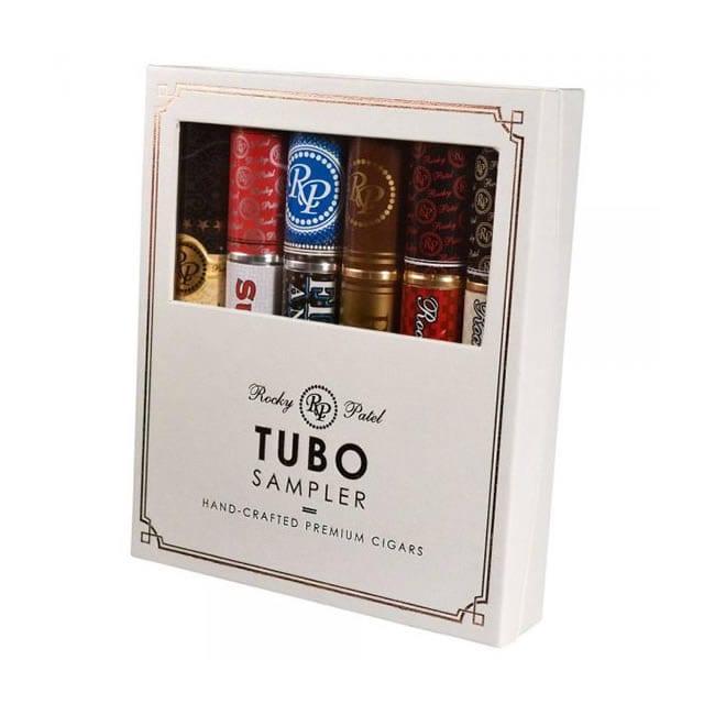Rocky Patel Tubo 6 Cigar Sampler Gift Set