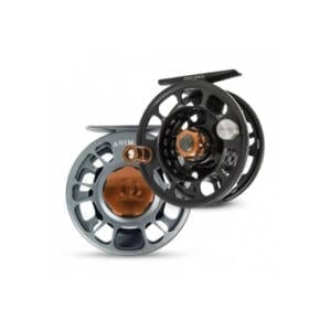 Ross Reels Animas Fly Reel 4/5 Stealth Black/Bronze Fishing