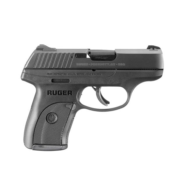 Ruger 3235 LC9S Double 9MM-3.12″ Handgun Firearms