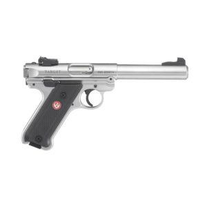 Ruger Mark IV Target Single .22 LR Firearms