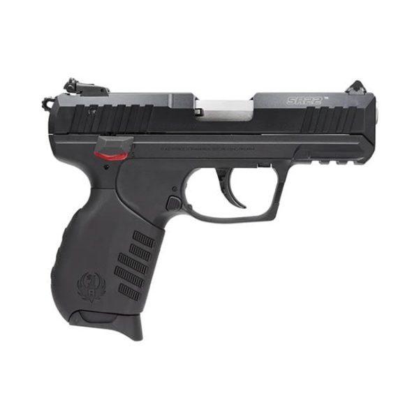 Ruger SR22 Single/Double .22 LR 3.5″ Handgun Firearms