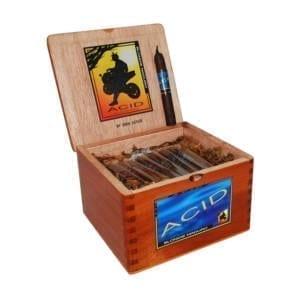 Santa Clara Blue Acid Blondie Maduro Cigars Cigars