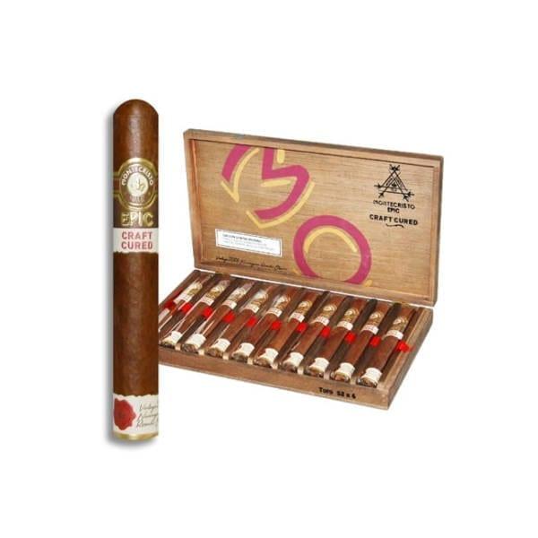 Santa Clara Montecristo Epic Craft Cured Toro Cigars Cigars