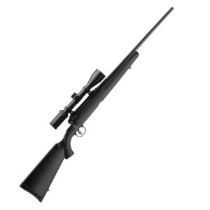 Savage Axis II XP Youth Rifle w/Scope, .243 Winchester Bolt Action