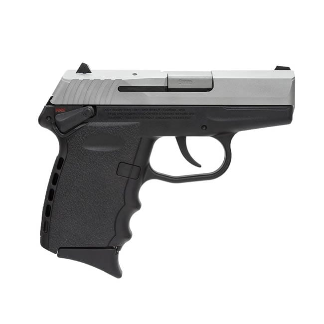 SCCY Industries CPX-1 Double 9MM Firearms